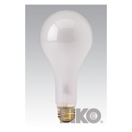 ECA Eiko 01970 250 Watt 120 Volt Incandescent Lamp