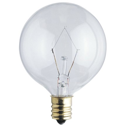 60G161/2/CB/130 Westinghouse 03609 60 Watt 130 Volt Incandescent Lamp