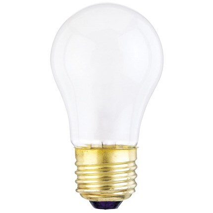 15A15/F/130 Westinghouse 04503 15 Watt 130 Volt Incandescent Lamp