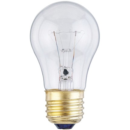 60A15/VR/130 Westinghouse 04505 60 Watt 130 Volt Incandescent Lamp