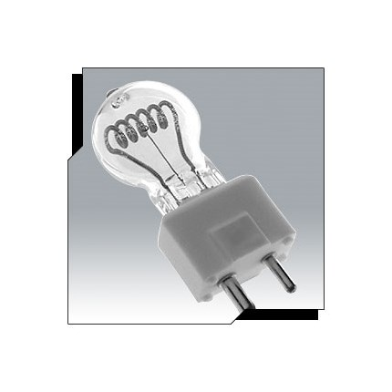 DYS-5 Ushio 1000252 600 Watt 125 Volt Halogen Lamp