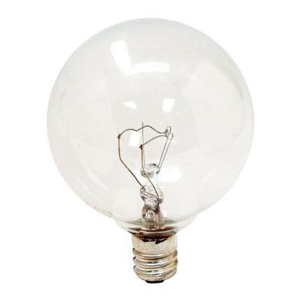 40GC GE 14958 40 Watt 120 Volt Incandescent Lamp