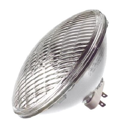 Q20A/PAR56/1/C GE 15485 500 Watt 500 Volt Halogen - Sealed Beam - Par Lamp