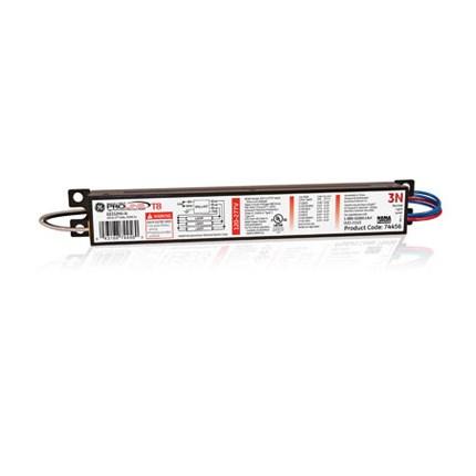 GE332MV-N GE 74456 T8 Electronic Multivolt Instant Start Ballast
