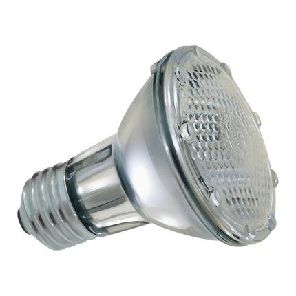 35PAR20HF25PQ1/6 GE 85476 35 Watt 120 Volt Halogen Lamp