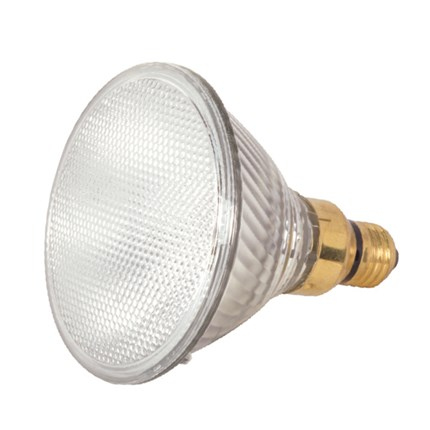 60PAR38/HAL/XEN/FL (2 Pack) Satco S2249 60 Watt 120 Volt Halogen Lamp