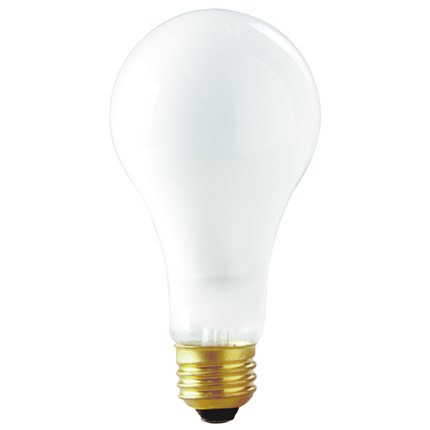 100A23/F/VS Satco S3936 100 Watt 130 Volt Incandescent Lamp