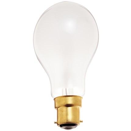 40A19/F/230V Satco S5040 40 Watt 220 Volt Incandescent Lamp