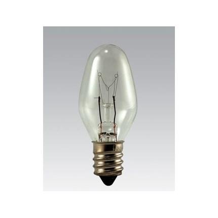 7C7 Eiko 40874 7 Watt 120 Volt Incandescent Lamp