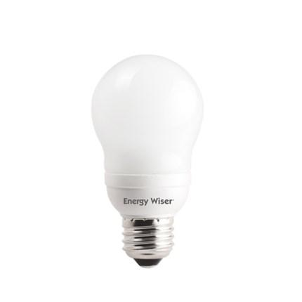 CF9A17/WW Bulbrite 512009 9 Watt 120 Volt Compact Fluorescent Lamp