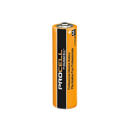 PC1500 AA Duracell Procell Alkaline Battery