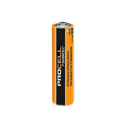 PC2400 AAA Duracell Procell Alkaline Battery