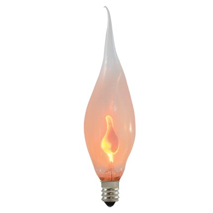 SF/F3CTC Bulbrite 411003 3 Watt 120 Volt Incandescent Lamp