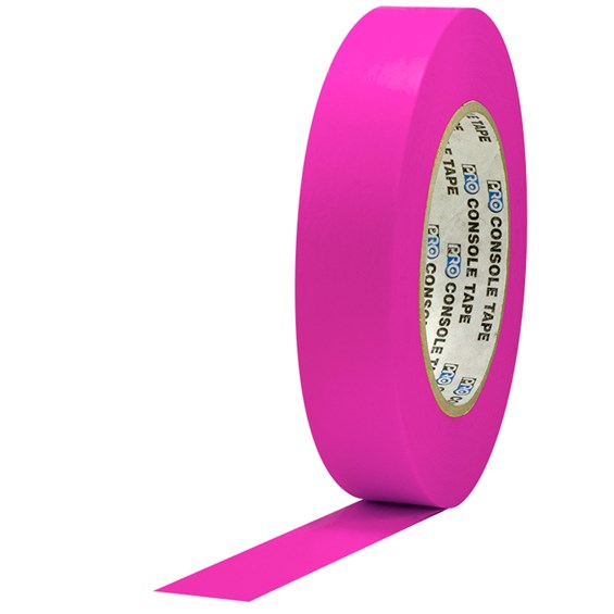 console-tape-1-inch-fl-pink