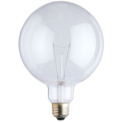 60G40 Westinghouse 03102 60 Watt 120 Volt Incandescent Lamp