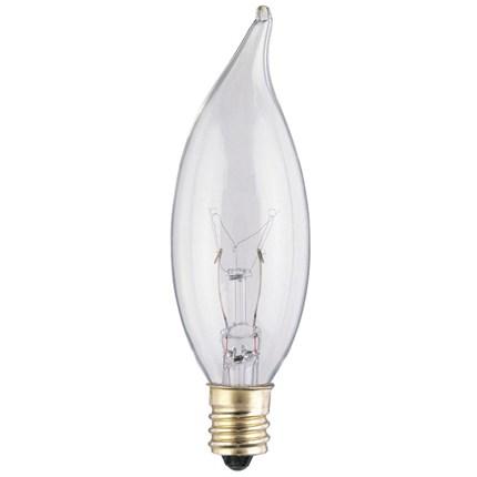 15CA8/CB Westinghouse 03273 15 Watt 120 Volt Incandescent Lamp