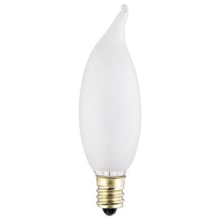 25CA8/F/CB Westinghouse 03278 25 Watt 120 Volt Incandescent Lamp