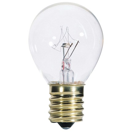 10S11/IN/130 Westinghouse 03568 10 Watt 130 Volt Incandescent Lamp
