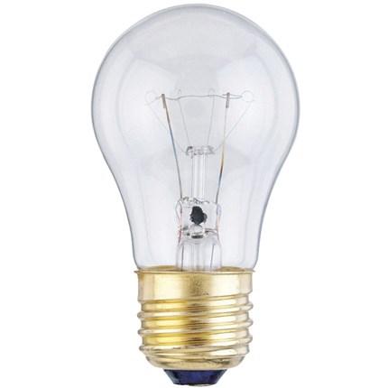 25A15 Westinghouse 03925 25 Watt 120 Volt Incandescent Lamp