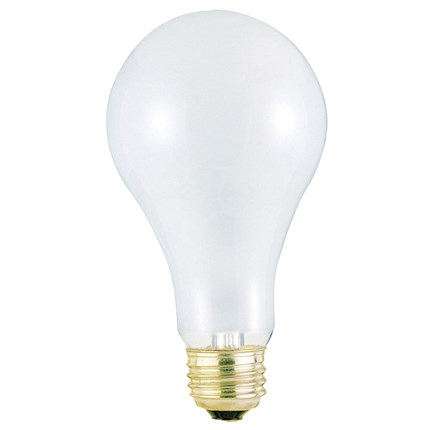 200A23/F Westinghouse 03973 200 Watt 120 Volt Incandescent Lamp