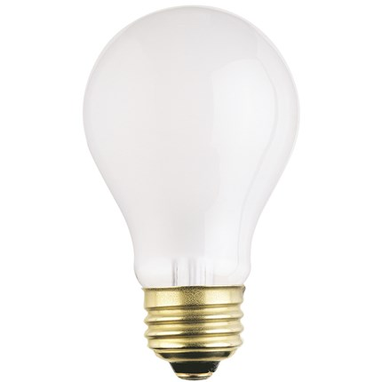 25A/F/130 Westinghouse 04100 25 Watt 130 Volt Incandescent Lamp