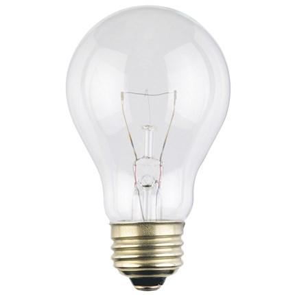 25A/130 Westinghouse 04110 25 Watt 130 Volt Incandescent Lamp
