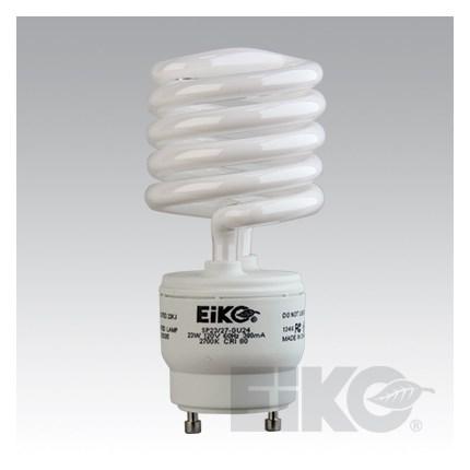 SP23/27-GU24 Eiko 07751 23 Watt 120 Volt Compact Fluorescent Lamp