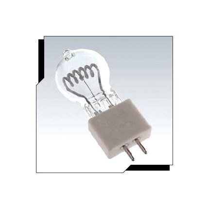 DVY Ushio 1000225 650 Watt 120 Volt Halogen Lamp