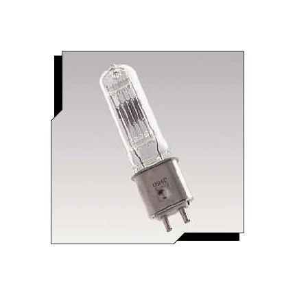 GLC HP-600 Ushio 1000665 600 Watt 115 Volt Halogen Lamp