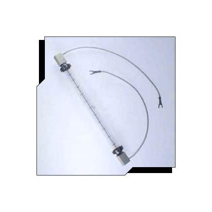 QIH240-500C/D Ushio 1001409 500 Watt 240 Volt Heat Lamp