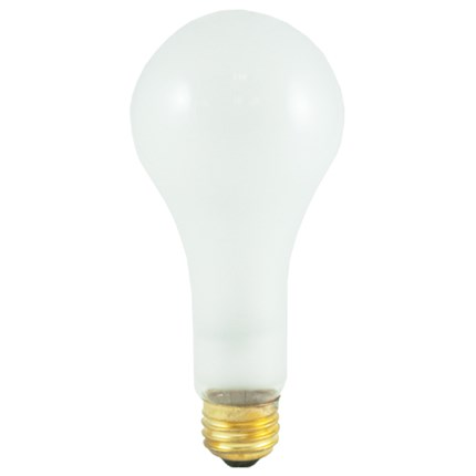 200A/HL Bulbrite 100201 200 Watt 120 Volt Incandescent Lamp