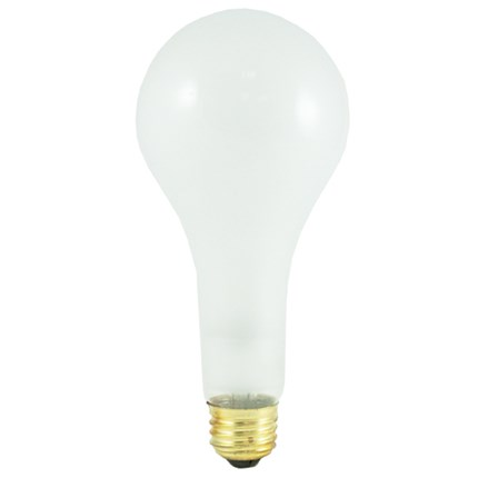300PS25 Bulbrite 100300 300 Watt 130 Volt Incandescent Lamp