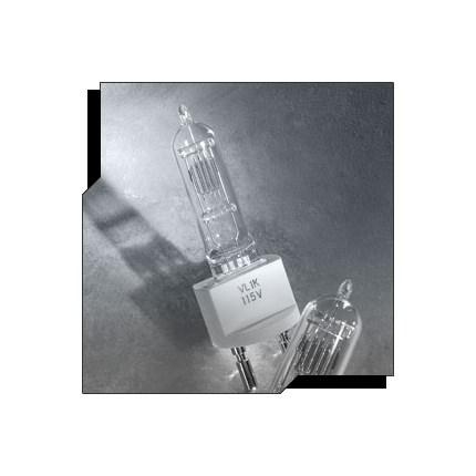 VL1K-240V Ushio 1003273 1000 Watt 240 Volt Halogen Lamp