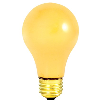 60A/YB Bulbrite 103060 60 Watt 130 Volt Incandescent Lamp