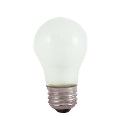 25A15F Bulbrite 104025 25 Watt 130 Volt Incandescent Lamp