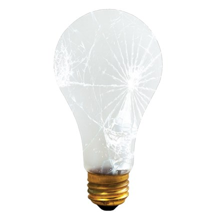 150A21/TF Bulbrite 108150 150 Watt 130 Volt Incandescent Lamp
