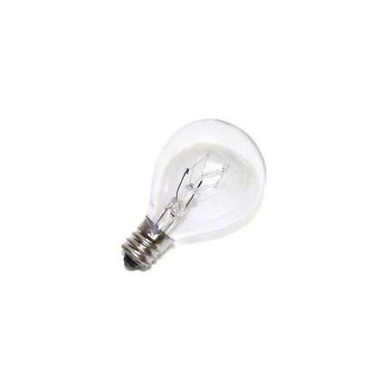 15S11/13 GE 13210 15 Watt 120 Volt Incandescent Lamp
