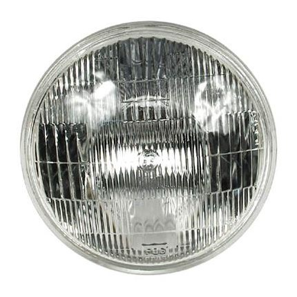 H7609 MIN S BEAM GE 14617 50 Watt 12.8 Volt Halogen - Sealed Beam - Par Lamp