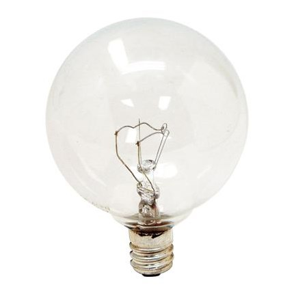 40GC GE 14958 40 Watt 120 Volt Incandescent Lamp