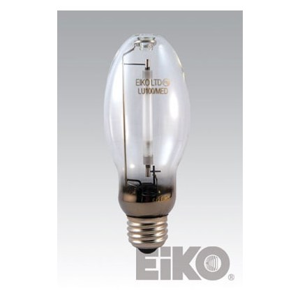 LU100/MED Eiko 15310 100 Watt 55 Volt High Pressure Sodium Lamp