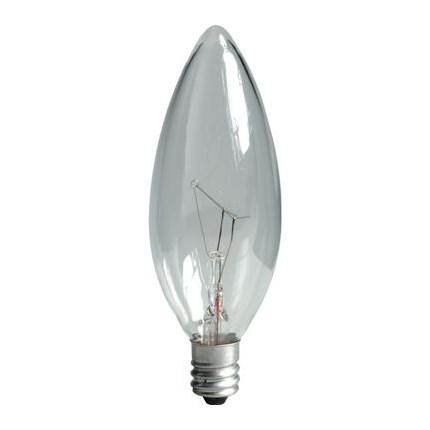 25BC GE 15787 (25 PACK) 25 Watt 120 Volt Incandescent Lamp