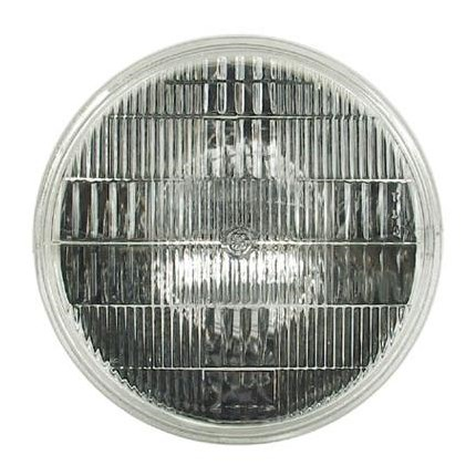 4554 MIN S BEAM GE 24802 450 Watt 28 Volt Incandescent - Sealed Beam - Par Lamp