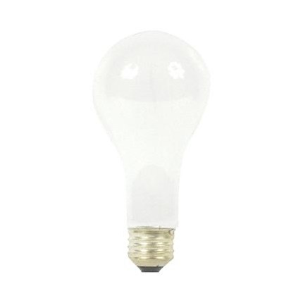 200A21/99/IF GE 25936 (60 PACK) 200 Watt 130 Volt Incandescent Lamp
