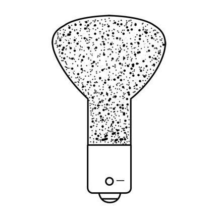 1385 MIN (10 Pack)  GE 27154 20 Watt 300 Volt Miniature Lamp