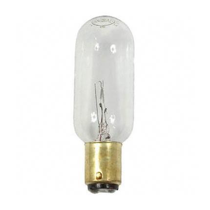 CAX 130V GE 29169 50 Watt 130 Volt Incandescent Lamp
