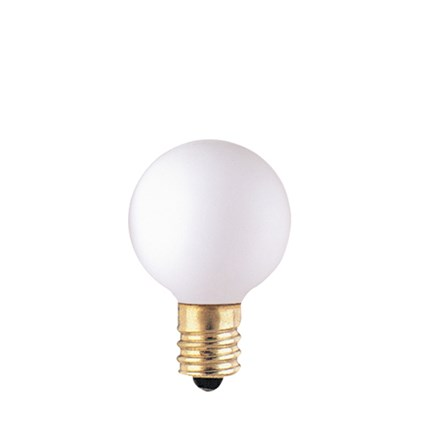 10G9WH Bulbrite 300005 10 Watt 130 Volt Incandescent Lamp