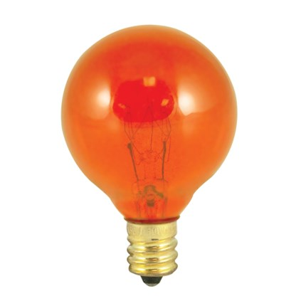 10G12A Bulbrite 302010 10 Watt 130 Volt Incandescent Lamp