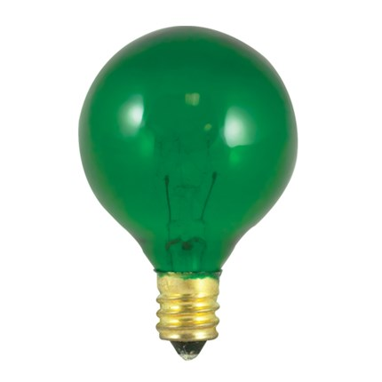 10G12G Bulbrite 304010 10 Watt 130 Volt Incandescent Lamp