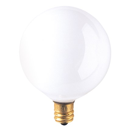 60G16WH3 Bulbrite 310160 60 Watt 130 Volt Incandescent Lamp