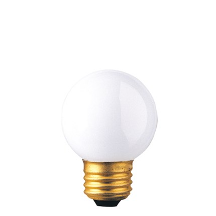 25G16EWH Bulbrite 310225 25 Watt 125 Volt Incandescent Lamp